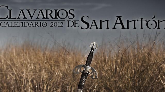CALENDARIO 2012 Clavarios de San Antón
