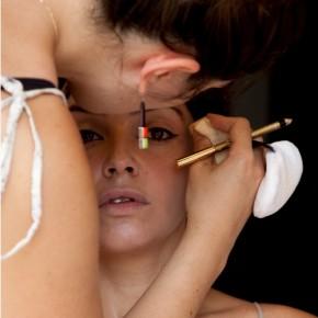 proceso de maquillaje: eye-liner
